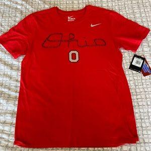 Nike Ohio State Script OHIO Shirt